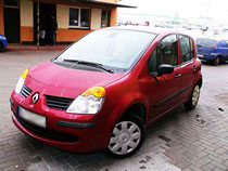 Renault Modus 1,2 Benzyna