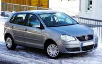 Volkswagen Polo 1,2 Benzyna